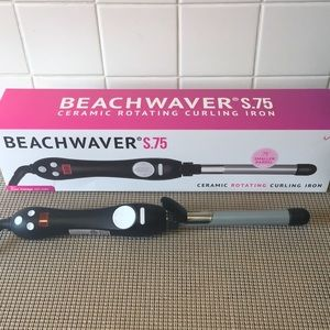 Beachwaver S.75 ceramic rotating curling iron
